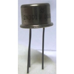 2N3019 Transistor, Siliconix