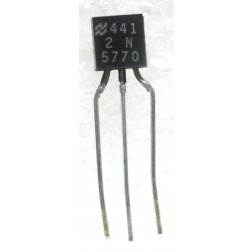 2N5770 Transistor, National Semi