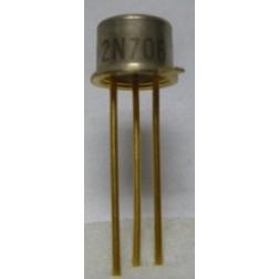 2N706 Transistor, Fairchild
