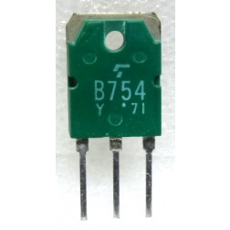 2SB754  Silicon PNP Power Transistors