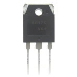 2SB817C Transistor, PNP Planar Silicon Transistor, 140v 12 amp, Galaxy Radio