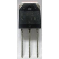 2SB827 Transistor, PNP Epitaxial Planar Silicon Transistor, 50v 7 amp. (2SB817)