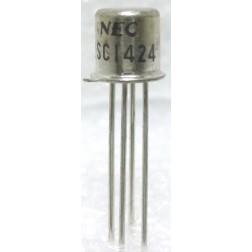 2SC1424 Transistor, NEC