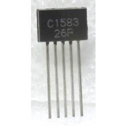 2SC1583 Transistor, Toshiba