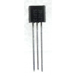 2SC1675 Transistor, IF amplifier, NEC