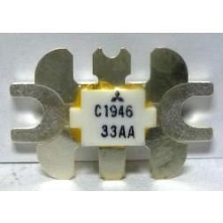 2SC1946 NPN Epitaxial Planar Transistor, 175 MHz, 13.5 V, 28 W, Mitsubishi