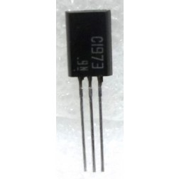 2SC1973 Transistor, NPN Epitaxial Planar, Matsushita