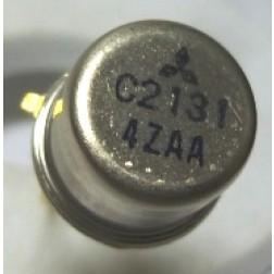 2SC2131 NPN Epitaxial Planar Transistor, 500 MHz, 13.5 V, 1.4 W, Mitsubishi