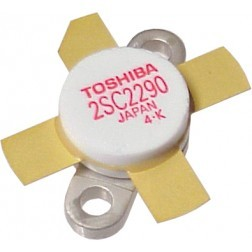2SC2290M8   Transistors, Matched Set of 8 (8 Transistors), Toshiba