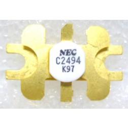 2SC2494 Transistor, 1.4w, 500 MHz, 7.2v, NEC