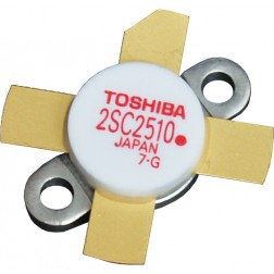 2SC2510AMP Transistor, Matched Pair, Toshiba