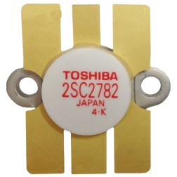 2SC2782 Silicon NPN Epitaxial Planar Transistor, VHF Band Power Amplifier, Non-Rohs, Toshiba