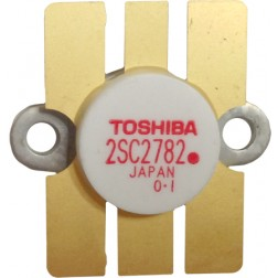 2SC2782A NPN Silicon Epitaxial Planar Transistor, VHF Band Power Amplifier, Toshiba