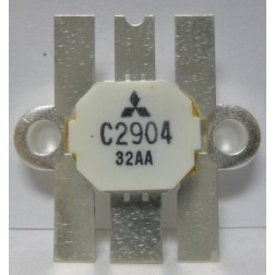 2SC2904MP NPN Epitaxial Planar Transistor, 30 MHz, 12.5 V, 100 W, Matched Pair, Mitsubishi