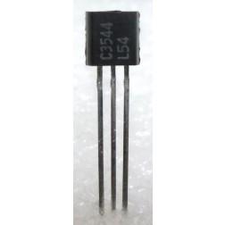 2SC3544 Transistor, Silicon NPN Transistor, TO-92, NEC