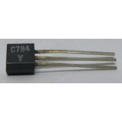 2SC784 Silicon NPN Epitaxial Transistor