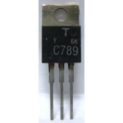 2SC789 Silicon NPN Power Transistor, Toshiba