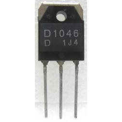 2SD1046 Transistor, Large Power Switching, 50 watt, Sanyo