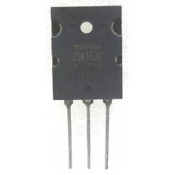 2SK1530 Transistor, Field Effect Silicon N Channel MOS type, Toshiba