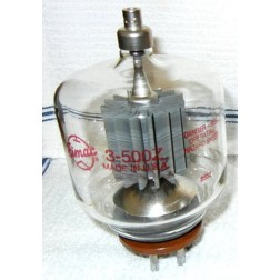 3-500Z-EI  Transmitting Tube, Metal Plate, Eimac (NOS)