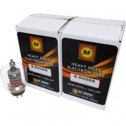 3-500ZGMP-RFP - Matched Pair, RF Parts Brand 3-500zg Transmitter Tube