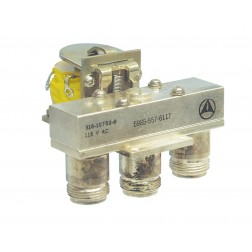 316-10732-8 Coaxial relay, spdt 3 type-n(f), Amphenol 115vac