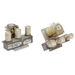 318-010407-3 Coaxial relay, 26vdc SPDT,  joslyn