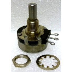 380C3-500 Potentiometer, 500 ohm, 2 watt, Clarostat