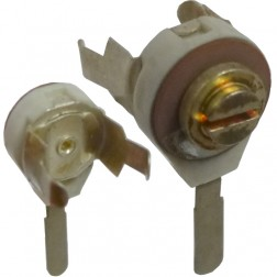 3810-12 Capacitor, ceramic trimmer, 2-12 pf