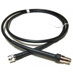 L400UFNMNF-6T Cable Assembly, 6 foot LMR400UF Cable w/Type-N Male & Female