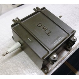 47419-1  Rhombic Terminal Unit w/load (Sloping Vee Terminating Receive antenna), NSN # 5985-00-857-1497