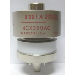 4CX350AC-EI Transmitting Tube,  Eimac NOS