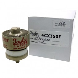 4CX350F-TAY Transmitting Tube, Taylor (8322) Special sale price