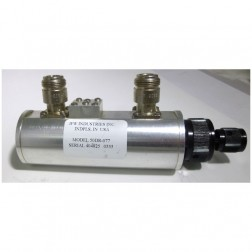 50DR-077 Dual Concentric Rotary Attenuator, Type-N Female, 0-90dB, JFW
