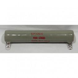 50F10000 Resistor, 10k ohms 50 watts. Ward Leonard