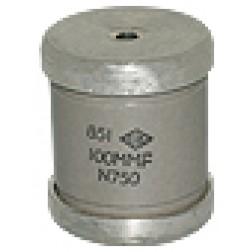 510100-15 Doorknob Capacitor, 100pf 15kv,  Centralab (2DHT51Y101KAA)