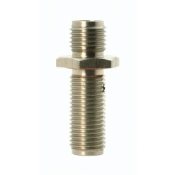 5211 In Series Precision Adapter, SMA Female to SMA Female Barrel Bulkhead,  Aeroflex