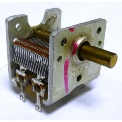 56-36 Capacitor, variable 15-410pf
