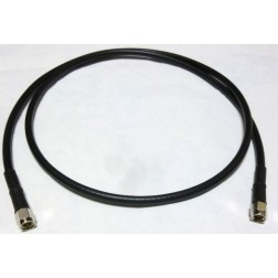 58C-SMSM-3 Pre-Made Cable Assembly, 3 foot / 36 Inches, RG58C/U w/SMA Male (AAA1006-36)