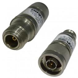 5AMFN-3  Fixed Attenuator, 5w 3dB, Type-N Male / Female, DC-4 GHz, Bird