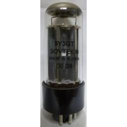 5Y3GT-SOV  Tube,  Full Wave High Vacuum Rectifier, Sovtek