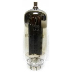 6KD6-GE  Tube, Power Beam Amplifier, GE