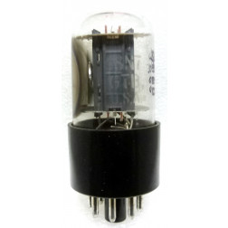 6SN7GTB-USA Tube, Medium-Mu Twin Triode, US Brands