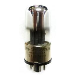 6SN7W-SYL Tube, full metal base,  Medium Mu Twin Triode, SYL