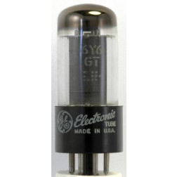 6Y6GT Tube, Beam Power Amplifier, USA BRANDS