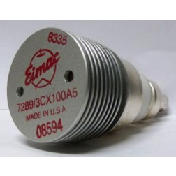 7289-JAN  Transmitting Tube, High Mu Triode JAN  7289 / 2C39BA / 3CX100A5 (new in can), Eimac (NOS)