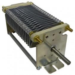73-180-35 Variable Capacitor, 20-226pf, 3.6kv (26-131)