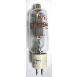 811H-SVET  Transmitting Tube, Heavy Duty Version of 811A, Svetlana (NOS)
