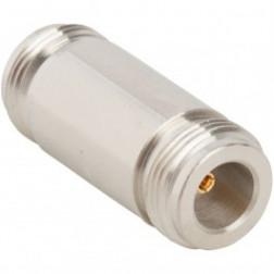 82-101-RFX  IN Series Adapter, Type-N Female to N Female Barrel, UG29B/U (Commercial version), Amphenol