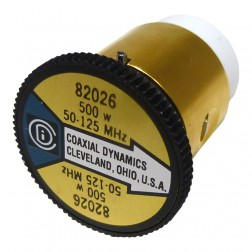 CD82026 wattmeter element, 50-125mhz 500watt, Coaxial Dynamics